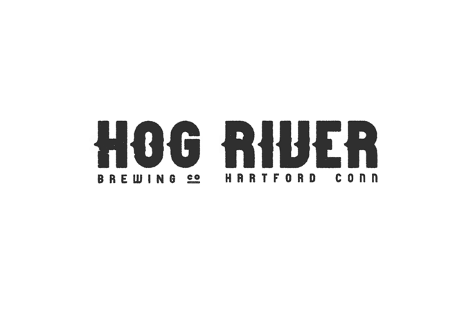 Logo for a microbrewery coming soon to Hartford, Connecticut.