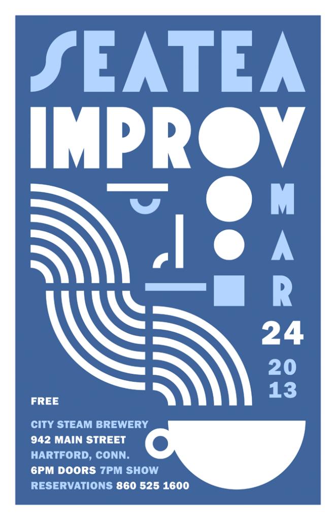 Sea Tea Improv - March 24, 2013