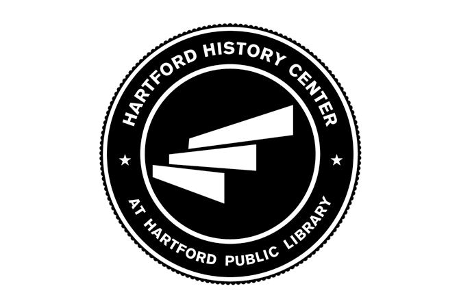 Hartford History Center passport stamp.