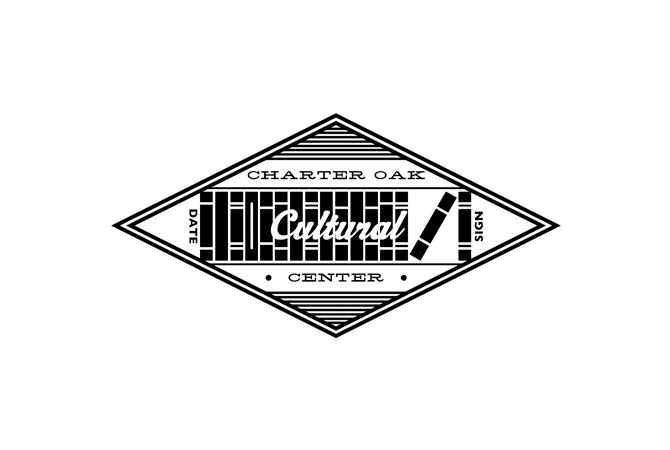 Charter Oak Cultural Center passport stamp.