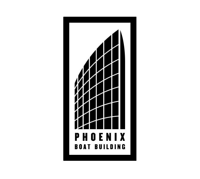 Phoenix Boat Building stamp.