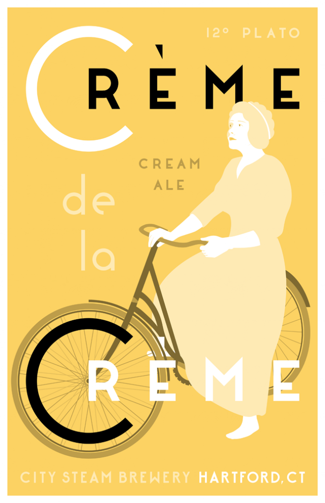 City Steam Brewery - Creme de la Creme