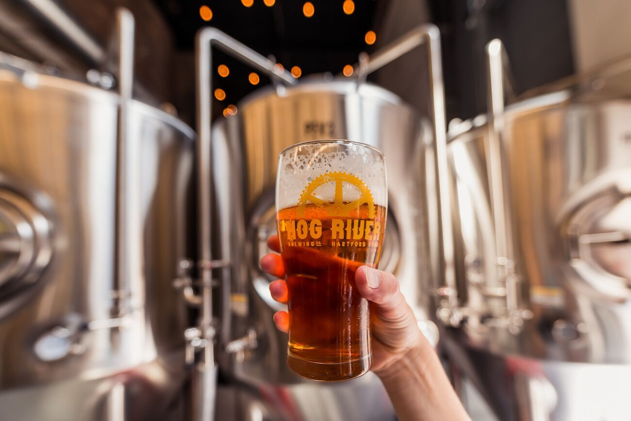Image by Hog River Brewing Co